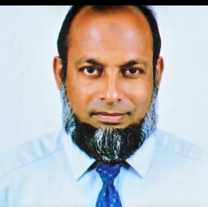 Shamsudhuha Fozol Siddiquee